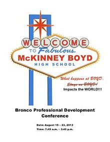 Boyd PD Program