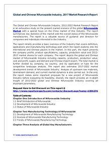 2017 Nifuroxazide Industry Report – Global and Chinese Market Scenari