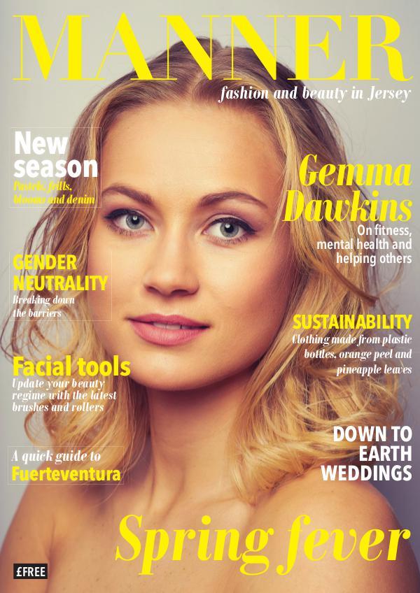 Manner ISSUE 3