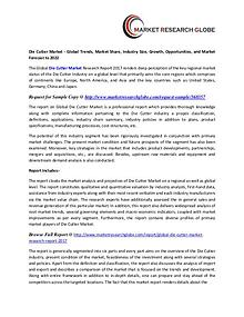 Die Cutter Market 2022 - Industry Survey, Market Size, Competitive