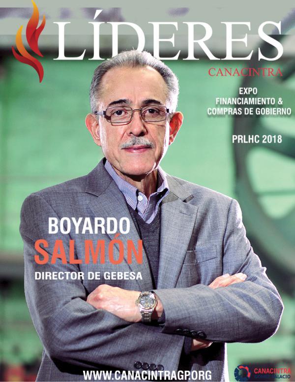 LIDERES Canacintra Gómez Palacio Revista LÍDERES Canacintra Gómez Palacio Octava Ed