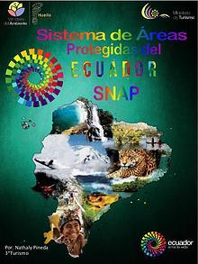 Sistema de Áreas Protegidas del Ecuador-Biodiversidad