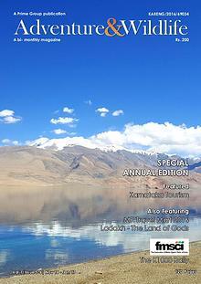 Adventure & Wildlife Magazine - Vol 1 Issue 5-6  Nov 16 - Jan 17