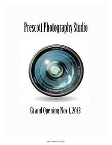 Prescott Photography Studio Folio