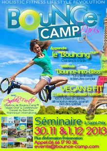 Bounce-Camp™ Fitness 7 STEP QUICK START GUIDE