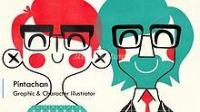 Pintachan - Graphic & Character illustrator