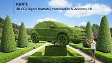 IGNITE - 3D CGI Digital Illustrator, Photorealism & Animator, UK