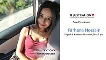 Farhana Hossain - Digital Illustrator & Animator, Brooklyn
