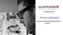 Andrew Beckett - Animals and Photorealistic illustrator, England