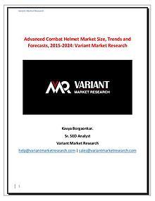 Global Advanced Combat Helmet Market worth $3.0 Billion by 2024