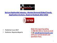 Global Thaumatin Market Market 2017-2022 Growth, Trends and Demands R