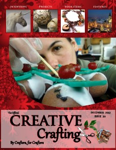 Creative Crafting Magazine Issue 20, December 2012
