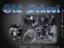 Catalogo articoli Old School 2011