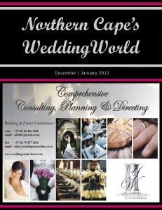 gww septoct 2011 Northern Cape's Wedding World - Dec-Jan2012