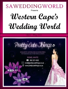 Western Cape's Wedding World_April-May12
