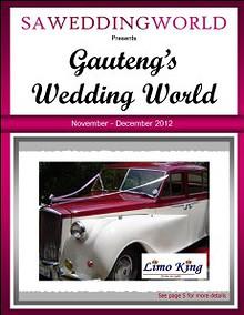 Gauteng's Wedding World - NovDec 2012