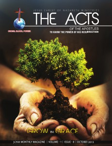THE ACTS October 2013 English