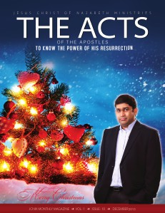 THE ACTS December 2013 English