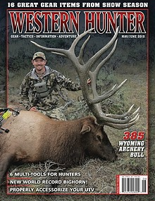Western Hunter Magazine