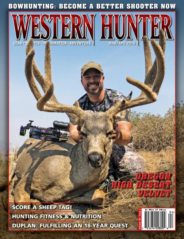 Western Hunter Magazine March/April 2019 #68