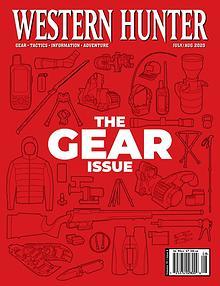 Western Hunter Magazine July/August