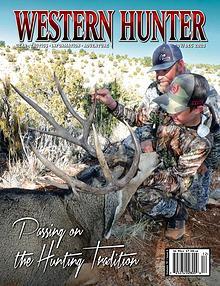 Western Hunter Magazine November/December