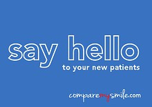 CompareMySmile Dentist Guidelines
