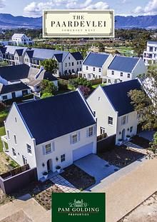 The Paardevlei - Somerset West