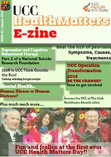 UCC Health Matters E-zine