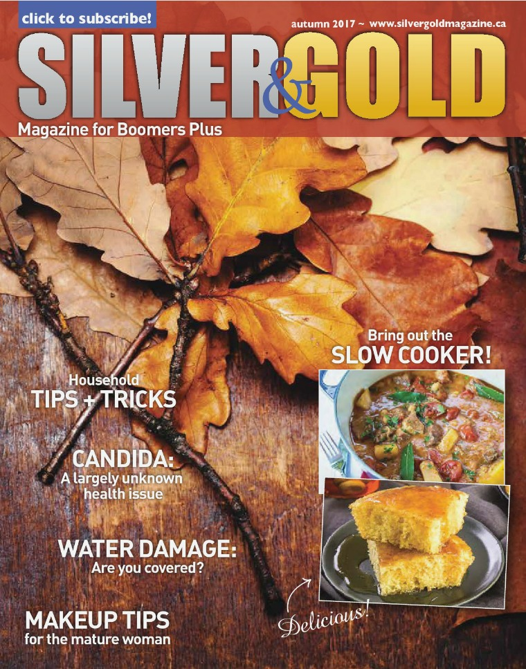 Silver and Gold Magazine Fall 2017