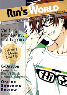 Rin's World Magazine (Season 1)