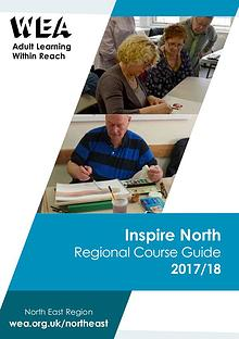 North East Course Brochure 2017-18