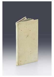 1540 BARBARO ON BLUE PAPER