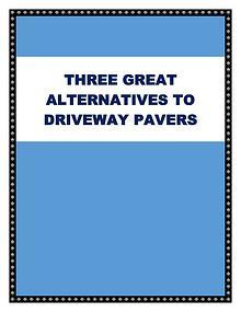 Three Great Alternatives To Driveway Pavers