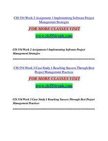 CIS 554 RANK Great Stories/cis554rank.com