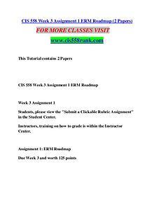 CIS 558 RANK  Great Stories/cis558rank.com