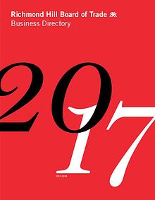 Richmond Hill Board of Trade Business Directory 2017