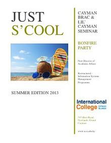 ICCI eMagazine - Summer Edition
