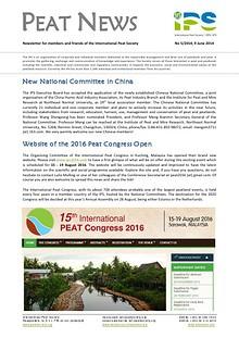 Peat News