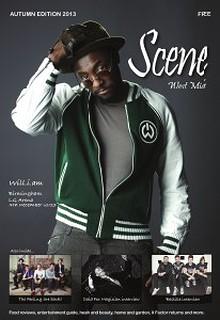 West Midlands Scene Magazine Autumn 2013