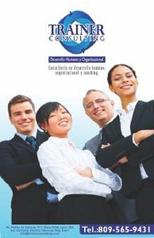 Trainer Consulting - Consultoría en Desarrollo Humano, Organizacional y Coaching