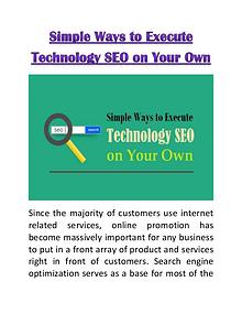 List of Industries Gaining Profit from SEO