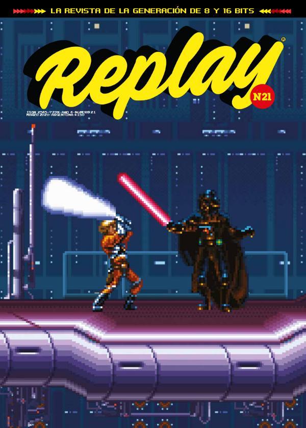 Revista Replay Nº21 · marzo 2020