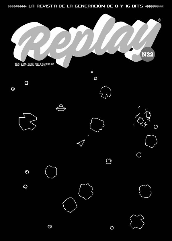 Revista Replay Nº22 · mayo 2020