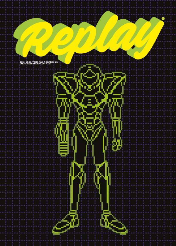 Revista Replay Nº26 · enero 2021