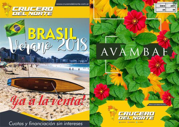 Avambaé - 1° Edición Avambaé - 3° Edición