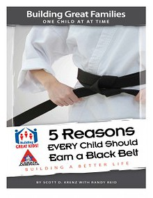 5 Reasons Every Child Should Earn A Black Belt