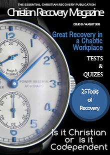 Christian Recovery Magazine
