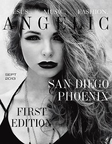 Angelic Debut Print Issue: September 2013