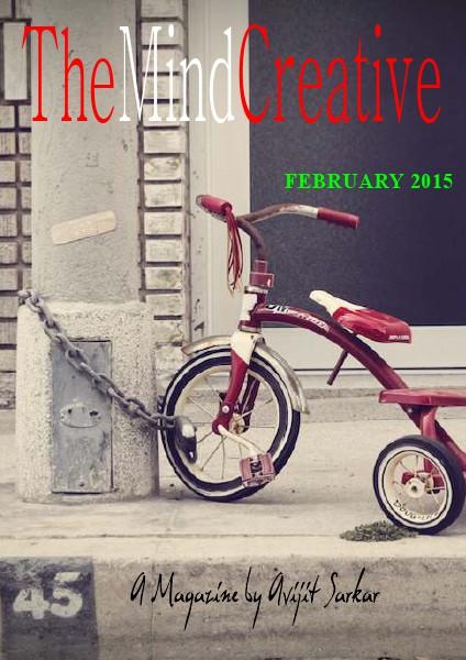 The Mind Creative FEBRUARY 2015